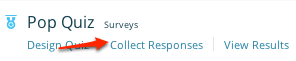 Collect Responses