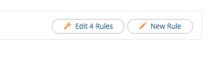 Edit 4 Rules and New Rule buttons
