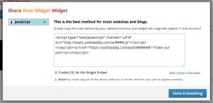 widget_code