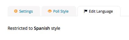 restrict-poll-language